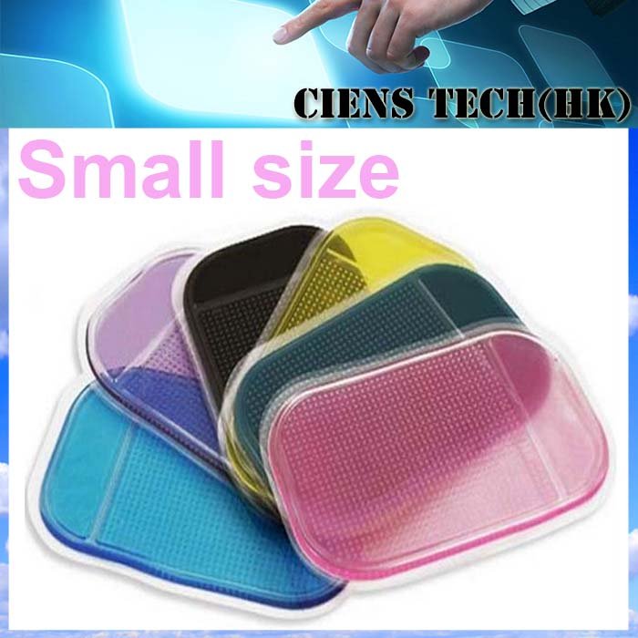 Automobile Interior Accessories Mobile Phone mp3 mp4 Pad GPS Anti Slip Car Sticky Anti-Slip Mat Work Perfectly Charm - Ciens Tech(HK store Co., Ltd)