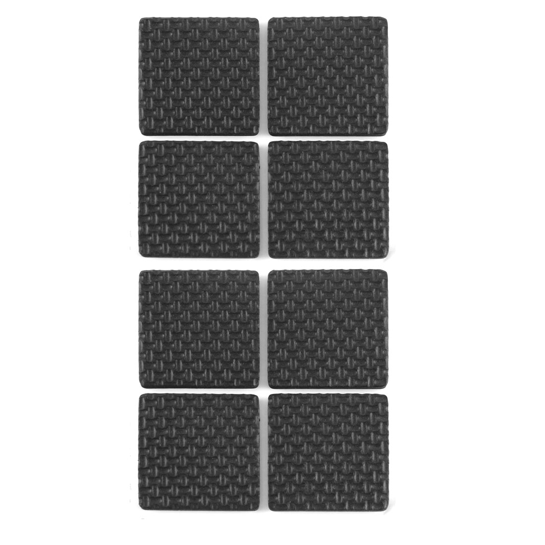 8pcs 38mm Square Self Adhesive Chair Table Sofa Furniture Pads Floor Protectors<br><br>Aliexpress