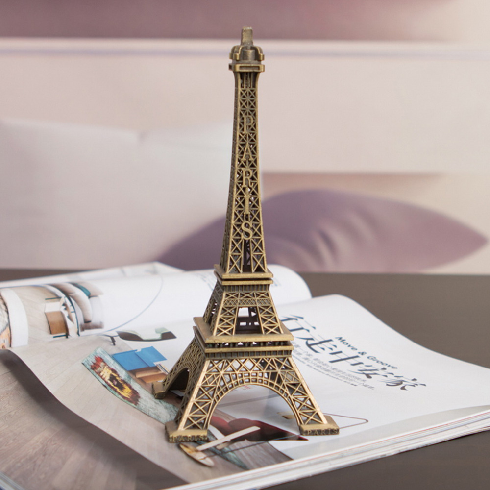 Popular new home decor eiffel tower model art crafts for Gifts for home decor