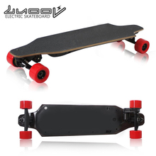 1200W 22 Mph Electric Skateboard Longboard Wireless Remote Control