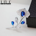 New fashion brooches jewelry brooch crystal brooch pendant zircon brooch jewelry wedding party gifts free shipping