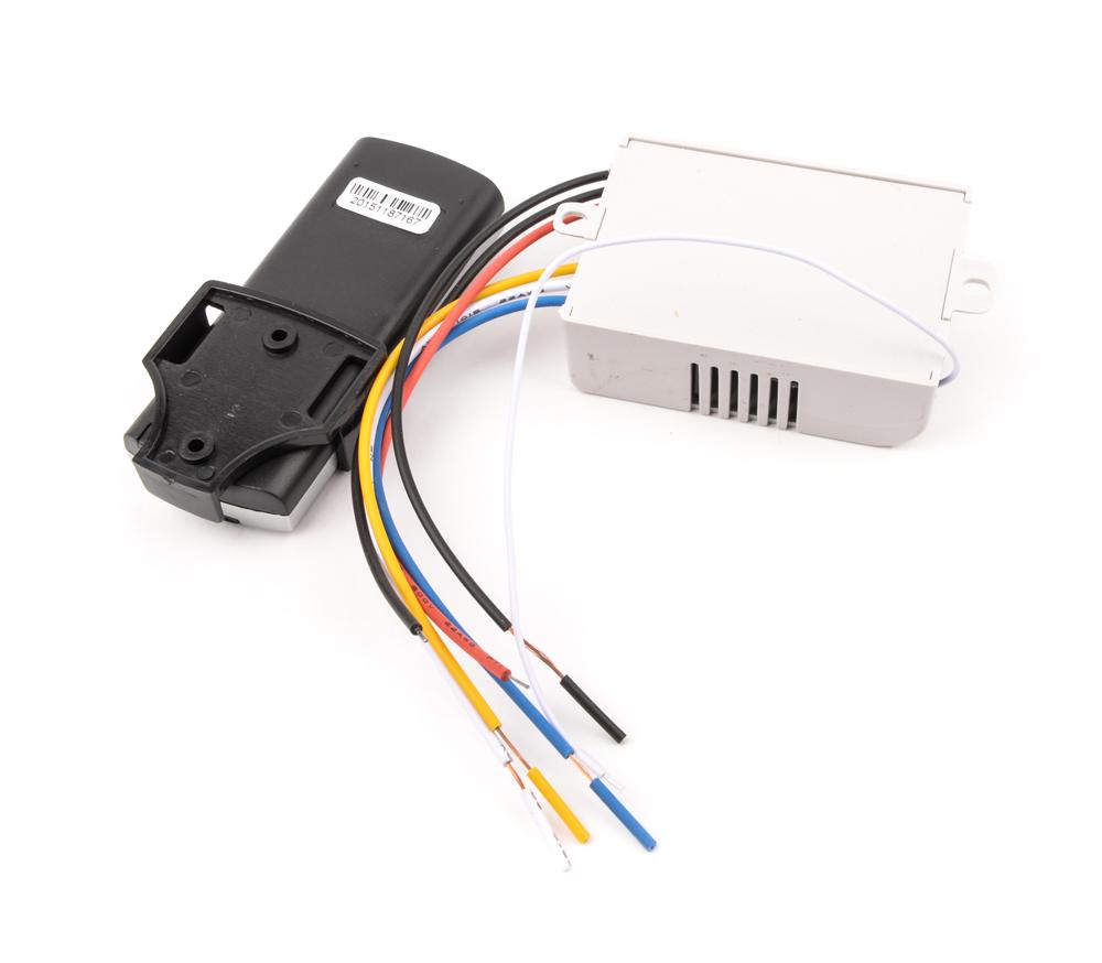 3 Channel Wireless Remote Control Switch Digital Remote Control Switch for Lamp Light YB003 SZ