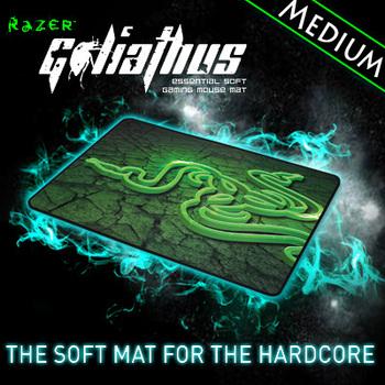 Razer Goliathus 2013 Control Edition  Gaming mousepad, Medium size 355*254*3 mm Orignal& Brand New in BOX, Free shipping