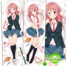 50X150CM Life-sized Sakura Trick Haruka print cartoon anime wall scroll picture mural poster art cloth canvas paintings gift