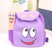 New arrival dora the explore packback with map kid' school bag child student cartoon child bags