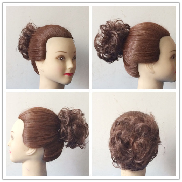 Curly Bun Hair Pieces Curly Hair Pieces Buns