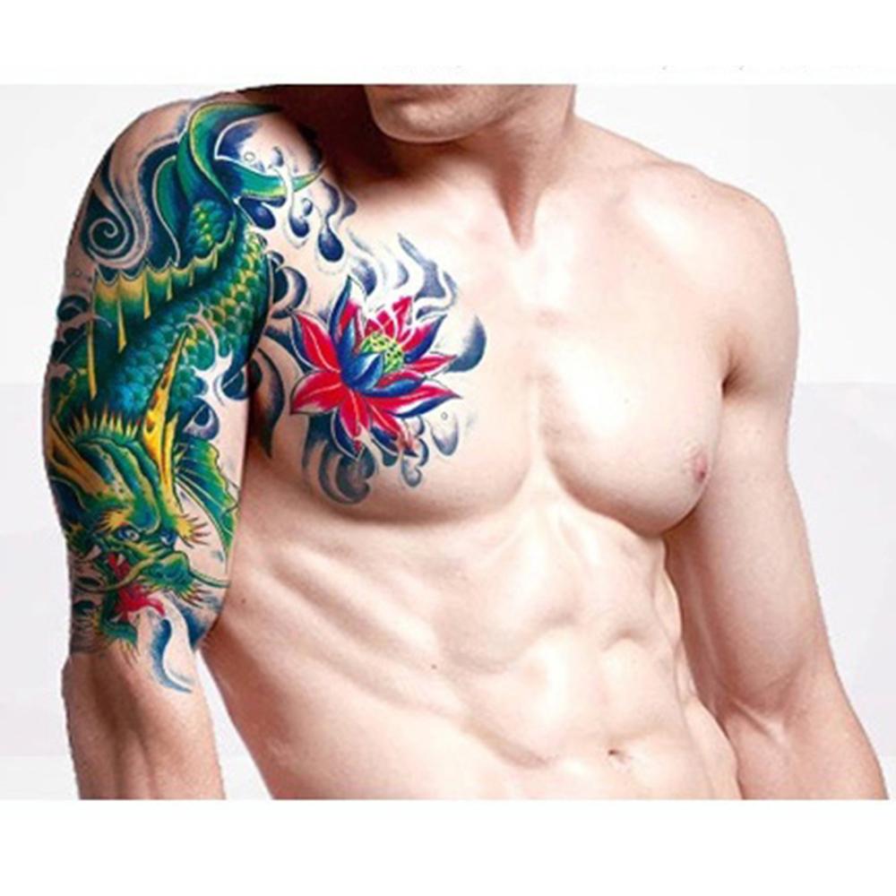 hohe qualit t arm brust tattoos kaufen sie billigearm. Black Bedroom Furniture Sets. Home Design Ideas