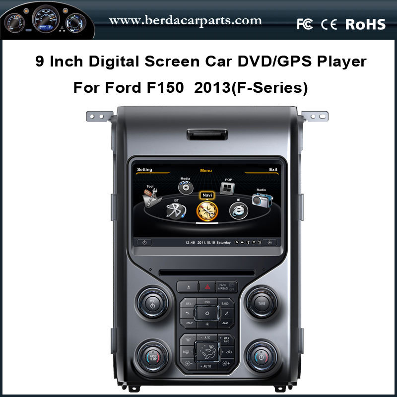 font b Car b font Radio For FORD F150 2012 2013 With GPS A8 Chipset