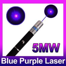MILITARY 5MW Blue Laser Pointer  Professional Lazer Blue / Violet Laser Pointer Pen Beam Light High Quality Wholesale Price
