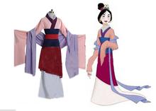 adult mulan costumes Hua