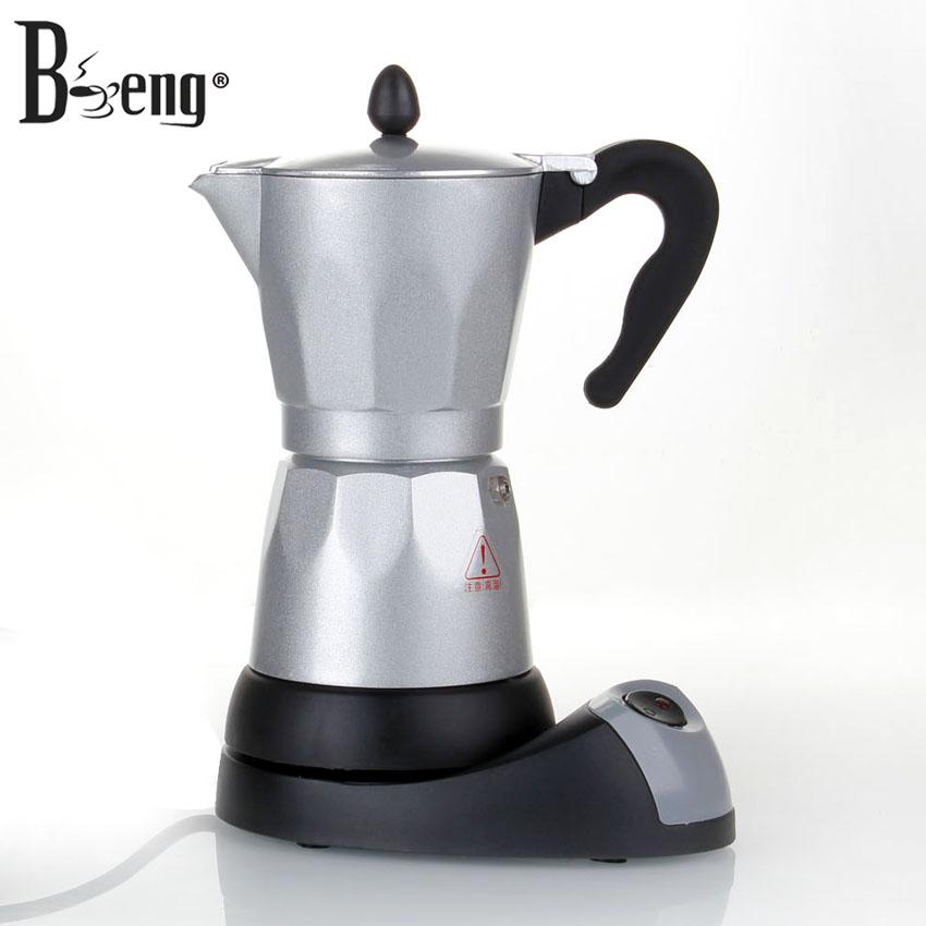 High-quality Italian espresso mocha coffee pot / Household aluminum coffee pot(China (Mainland))