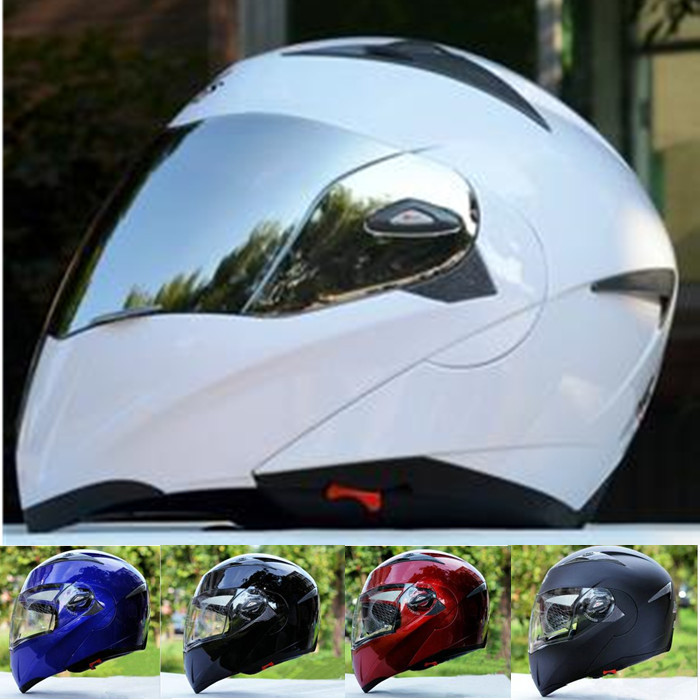 2015 hot the china flip up motorcycle helmet dual lens racing cross motorcycle helmet XS ~ XXL SIZE althe same quality to LS2(China (Mainland))