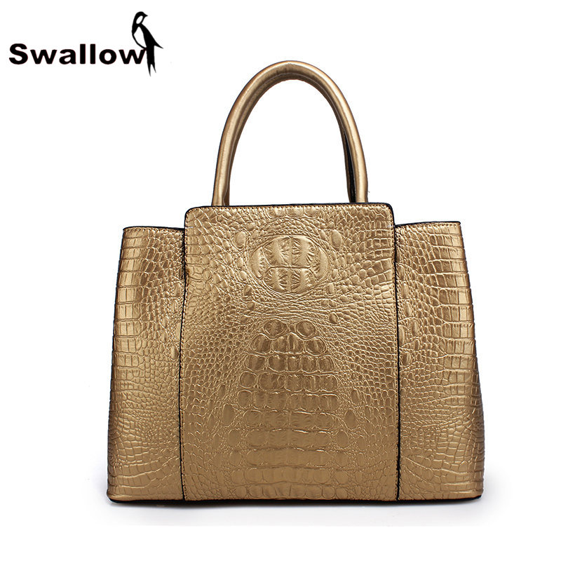 alligator messenger bags frauen luxury famous brand designer handbags