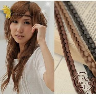 BD-6041 2015 new wig braid hairbands Hot-sale hair accessories Popular head wraps Good quality headbands Cheap(China (Mainland))