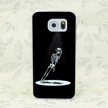 51F Anti Gravity Hard Transparent Case Cover for Galaxy S3 S4 S5 Mini S6 S7 Edge Plus