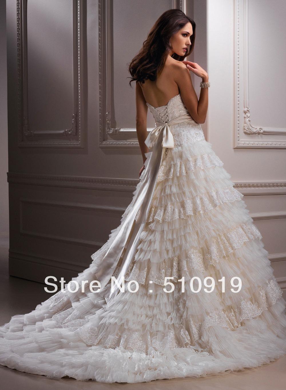 Vestidos de novia ca de salida