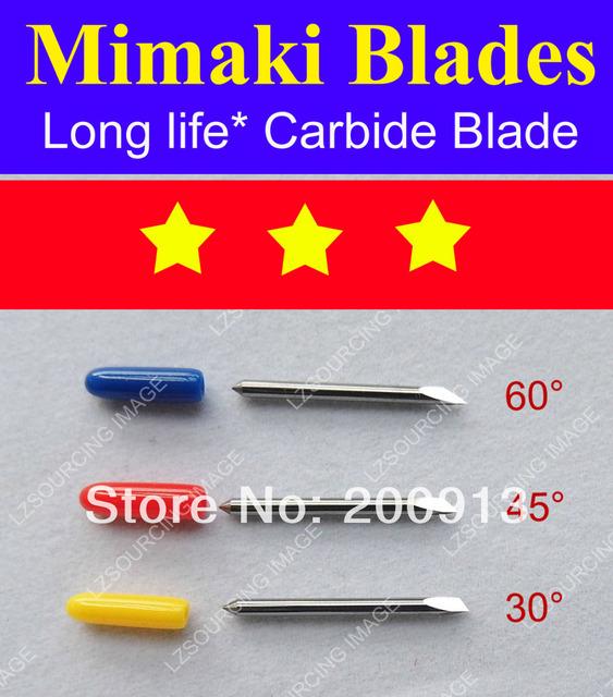 FREE AIRMAIL SHIPPING!!   5 PCS 45 degree blades for Mimaki Blade Cutting Plotter Vinyl Cutter Knife Printer plotter 5 PCS