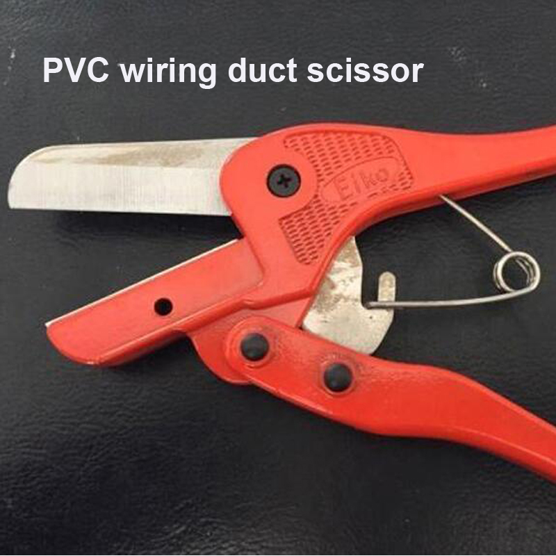 Free Shipping 1PC / Lot Good Quality WT-1 PVC Pipe and Cable wire duct Cutters, Knife Suit For 50mm Width PVC Wire Duct(China (Mainland))