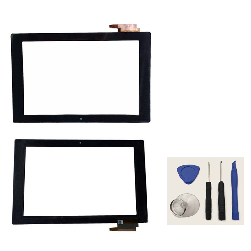 Black Touch Screen Digitizer Glass Touch Panel Sensor For Sony Xperia Tablet Z2 SGP511 SGP512 SGP541 +Free Tools(China (Mainland))