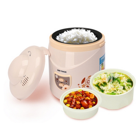 Tonze / Skyline CFXD-12XD mini rice cooker 1.2l rice cooker genuine student cooking hot(China (Mainland))