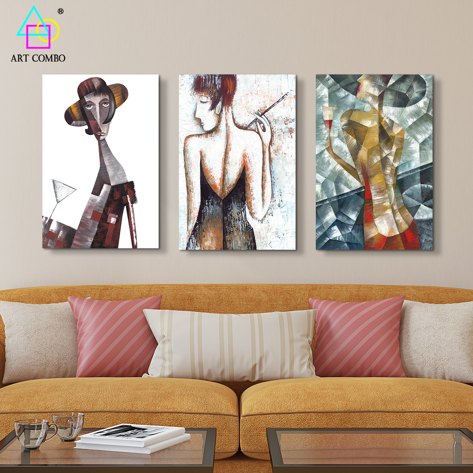 Painting Wall For Living Room Painting Wall Design Promotion Shop For Promotional Painting Wall