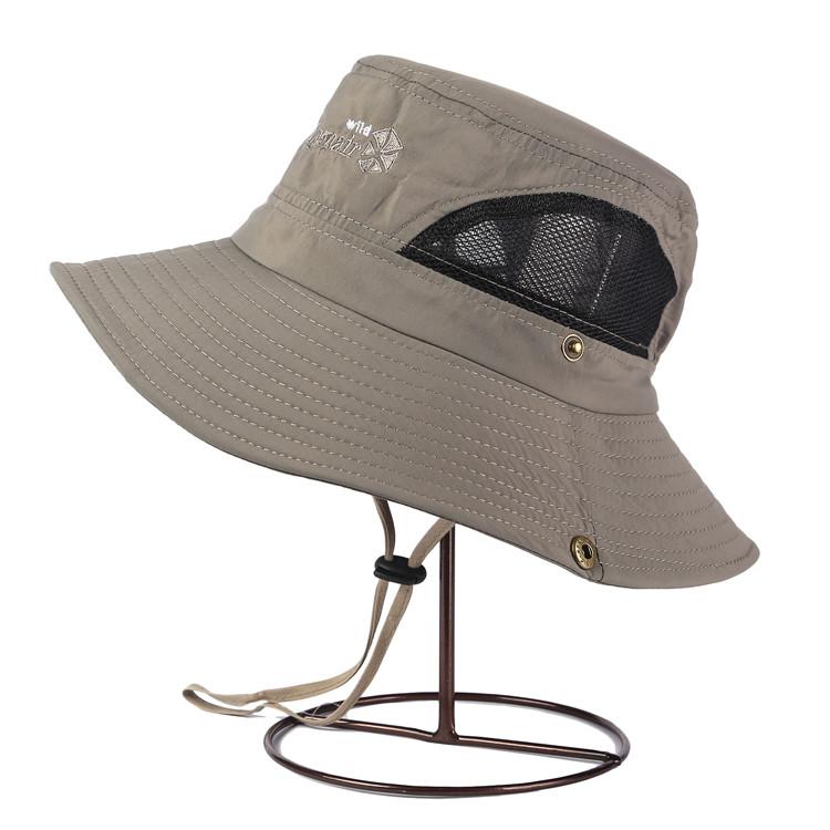 Popular fishing hats sun protection buy cheap fishing hats for Fishing hats sun protection