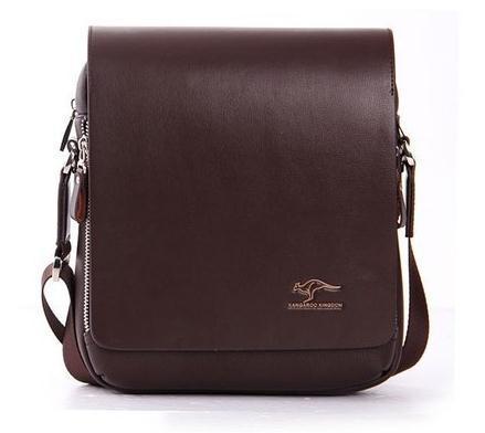 Гаджет  2015 Bolsas Femininas Messenger Bags Big Promotion Kangaroo Brand Man Bag Men