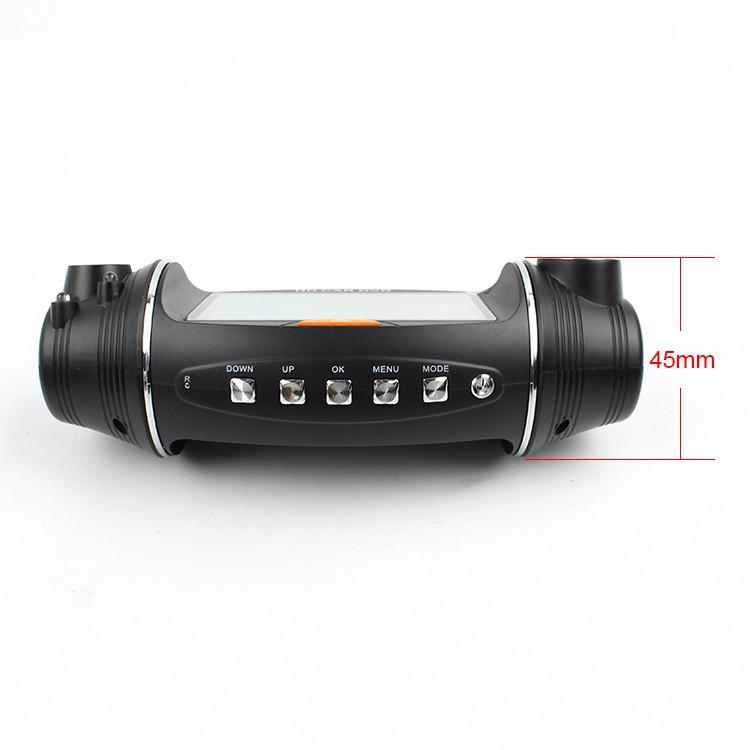 Купить R310 Автомобильный ВИДЕОРЕГИСТРАТОР Camera Recorder 2.7 Дюймов HD Двойной Объектив Камеры Камера Заднего вида Автомобильный Видеорегистратор ИК Ночного Видения GPS Позиционирования