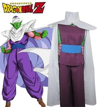 Free Shipping Dragonball Z Piccolo Daimao Fighting Uniform Anime Cosplay Costume