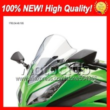 Clear Windshield Aprilia RS4 125 RS125 06-11 RS RS-125 RS4125 RSV125 06 07 08 09 10 11 **9 Bright Windscreen Screen - Motoclub store