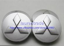 DHL 300pcs 60mm car wheel center hub cap Rims caps cover Auto accessories emblem badge Fit for Mitsubishi Outlander 3 Lancer EX(China (Mainland))