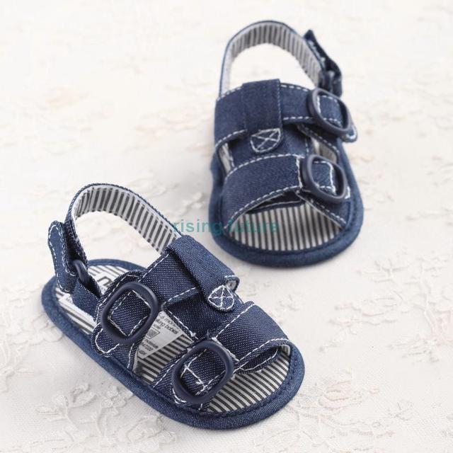 S853 Летом Прохладно Обувь Темно-Синий Мягкой Подошвой Мальчик Обувь Горячей Продажи
