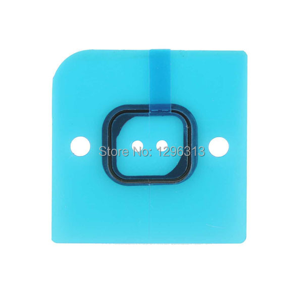 5pcs/lot New Home Button Rubber Gasket Key Cap for iPhone 5S free shipping