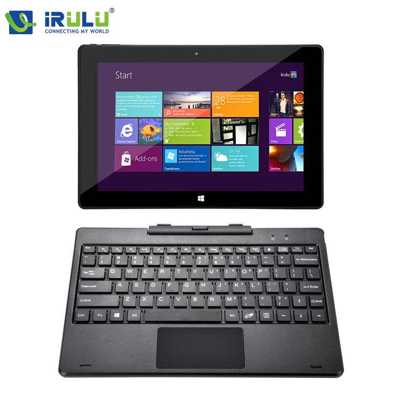 iRULU Walknbook Windows10 OS W3 10 1 IPS 2GB RAM 32GB ROM Hybrid Laptop Google GMS