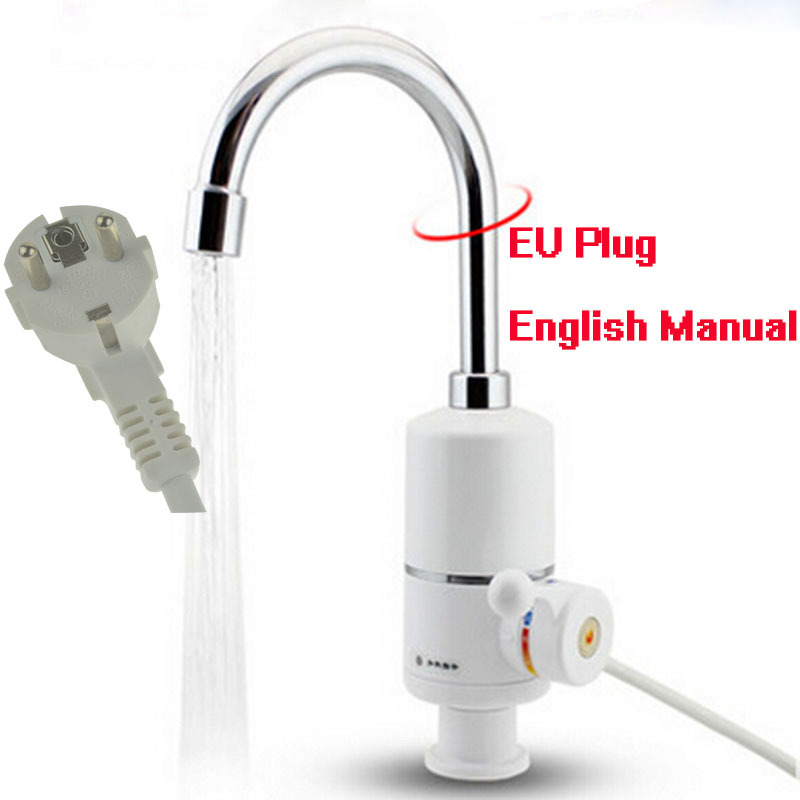 Water Heaters Instant Hot Water : High quality tankless electric water heater kitchen