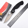 Free Shipping C36Meisai G10 handle CPM S30V blade 58HRC folding knife outdoor camping survivaltool gift Tacticalknife