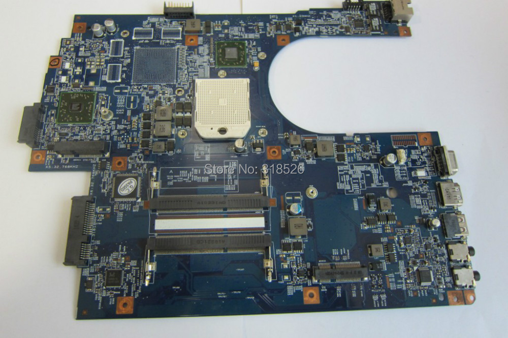 On sale for Acer aspire 7551 motherboard 48.4HP01.011 carte mere integrated DDR3 100% tested + 50% off shipping(China (Mainland))