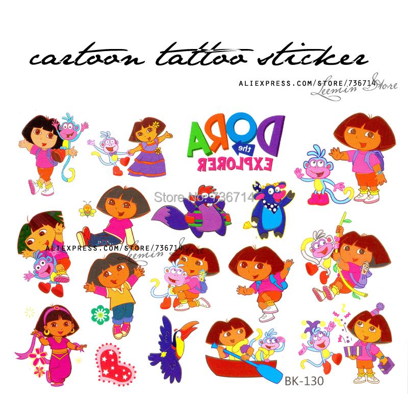 Sticker Tattoos For Kids Kid Temporary Tattoo s