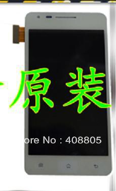 Original and new Full LCD Screen with Touch Screen Digitizer For OPPO Finder X907 white color ,free shipping(China (Mainland))