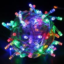 Led Christmas Light 2M 20 LED String Light Battery Powered For Christmas /Wedding Xmas Garland Party Free Shipping