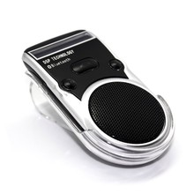 Bluetooth Car Kit Handsfree Speakerphone Speaker Phone Hands Free Car Bluetooth Kit + Car Charger+solar power+LCD
