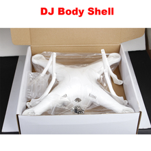 DJI Body Shell For DJI Phantom 2 & plus Vision and DJI Phantom 2 Quadcopter Spare Part DJI-PTM08 Upper/Lower Cover