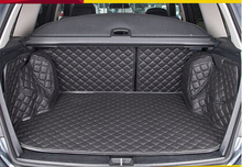Buy Best quality! Special trunk mats Mercedes-Benz GLK 350 2015 waterproof leather carpets MB GLK350 2014-2008,Free for $211.00 in AliExpress store