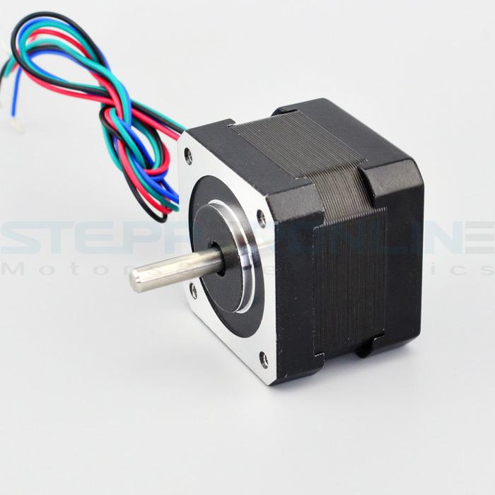Buy nema 17 stepper motor bipolar 4 leads for Stepper motor buy online