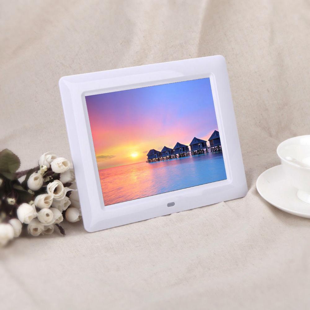 New 7 inch Mini Digital Photo Frame, Photo, Music &amp; Video Player, Remote Clock &amp; Calendar, Best Gift Wholesale<br><br>Aliexpress