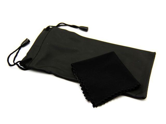 Бесплатная доставка водонепроницаемая кожа пластиковые очки сумка мягкий футляр для очков очки чехол бесплатная отправить очки ткань DT0080