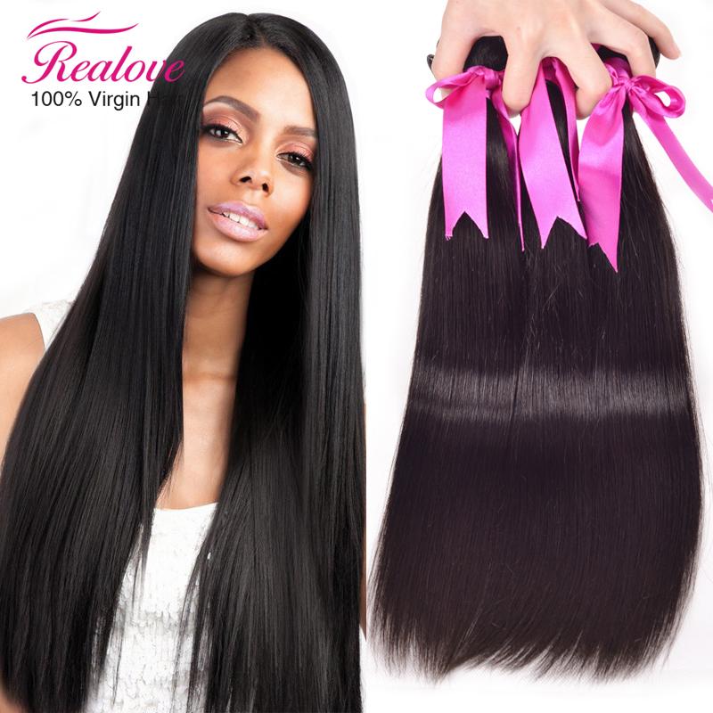 Peruvian Virgin Hair Straight 3 Bundles 6A Unprocessed Virgin Peruvian Straight Hair,Queen Hair Products Cheap Human Hair Weave