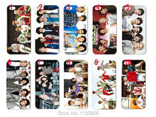 hot for sale! new one Direction Band ID case Silicon TPU soft back cover for iphone 4 4G 4S 10PCS/lot free shipping