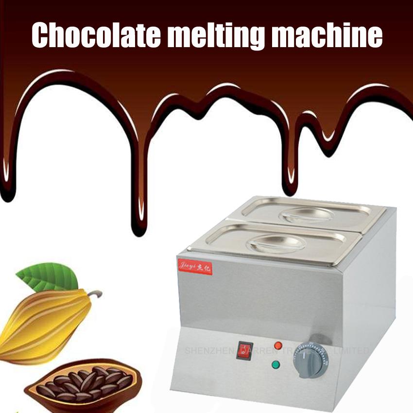 melting chocolate machine