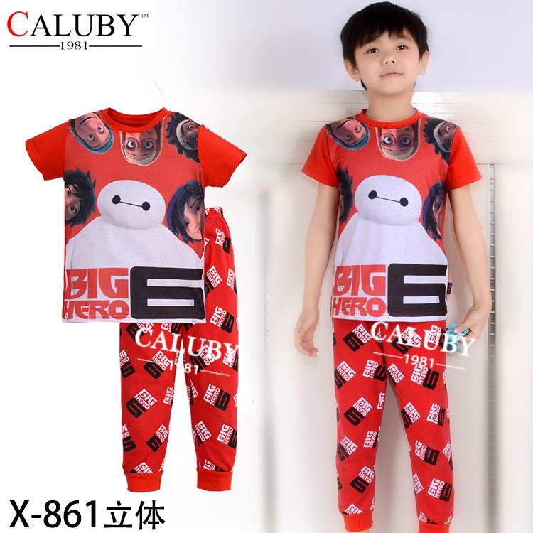 Online Buy Wholesale cool boys pajamas short sleeve from China ...